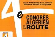 Participation de l'ENSTP au 4ème congrés de la route